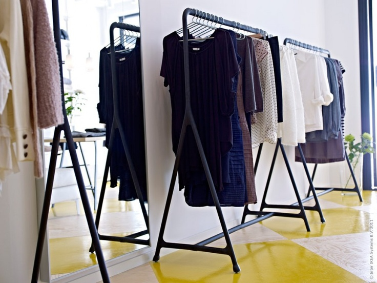 garment rack ikea 1