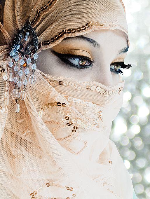 Walk In My Eyeshadow