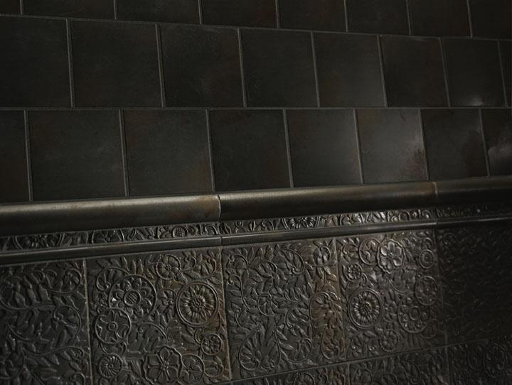 Metal Tile Backsplash Ideas 68 best amazing metal tile images on pinterest | home, backsplash