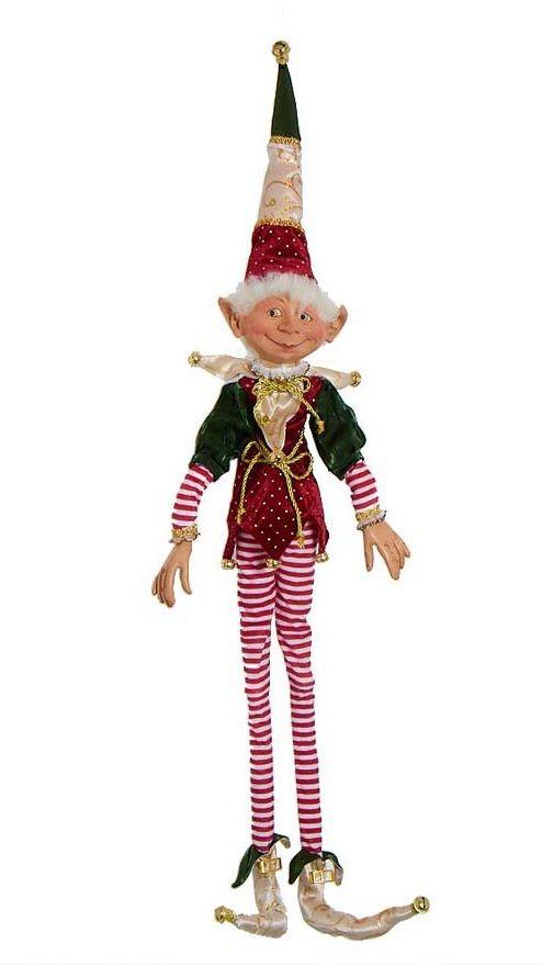Shelley B Home and Holiday - Christmas Elf 38 inches, $73.50 (http://shelleybhomeandholiday.com/christmas-elf-38-inches/)