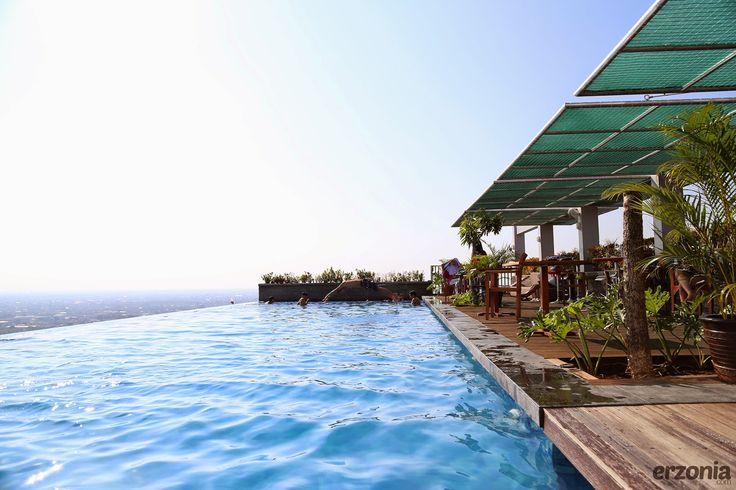Sky Pool Star Hotel, Kolam Renang Tertinggi Di Indonesia