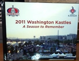 Relive the best moments from the Kastles' 2011 undefeated championship season with this #Kastles photo book!