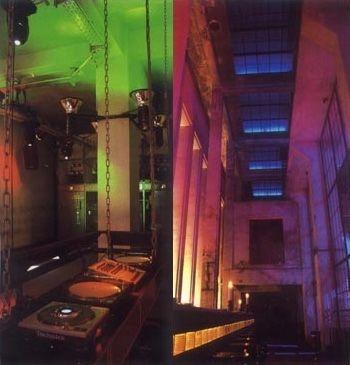 panorama berghain -  música eletrônica