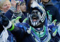 Super dedicated fan Shawn Henfling is working on an unconventional way to guarantee a Seahawks win in the Super Bowl