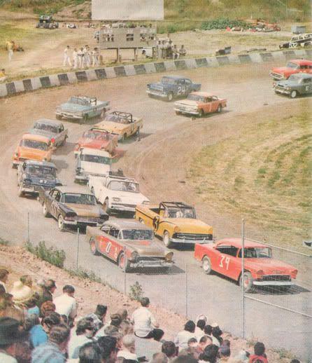 History - Historic Stock Car Photos