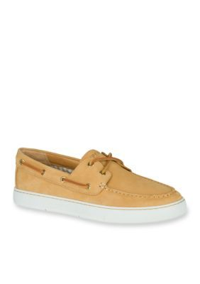 Sperry Men's Gold Cup Sport Boat Shoes - Hickory - 11.5M