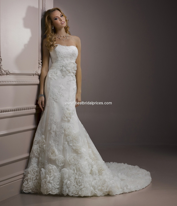 Maggie sottero wedding dresses style abilene wedding for Maggie sottero wedding dress sale