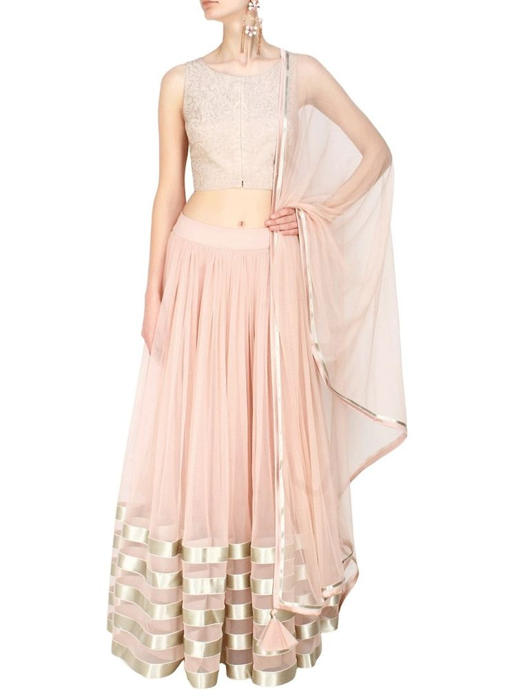 Net & Amazing Pink Color With Lace Work Readymade Lehenga Choli Beautified & stylized with Lace work to give you an attractive look.