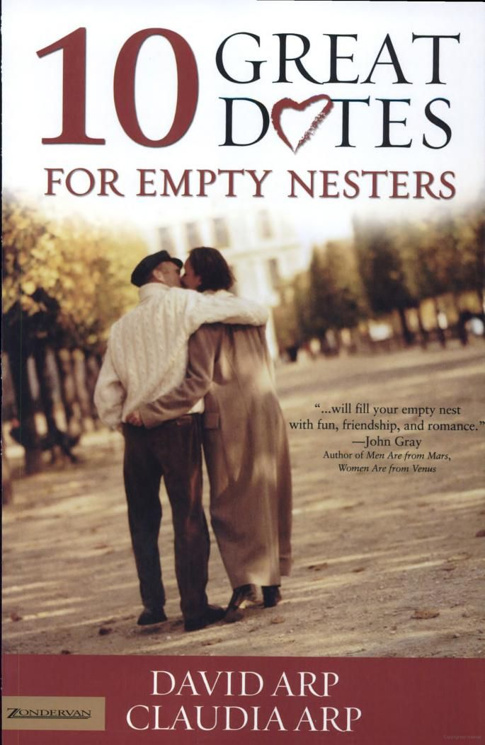 10 Great Dates for Empty Nesters - David and Claudia Arp - Google Books