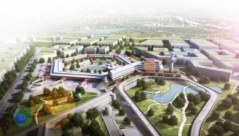Nachnutzung des Tegeler Airports: Planer wollen Forschungs- und Industriepark