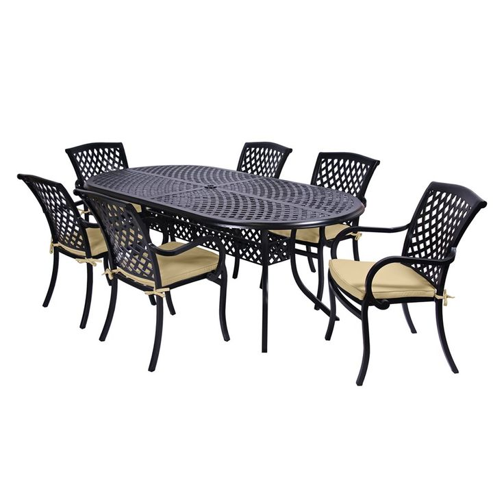 Best 7 Piece Patio Dining Set Ikea Furniture Choosed For