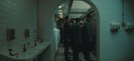 Whitehall underground public toilets - Harry Potter Wiki - Wikia