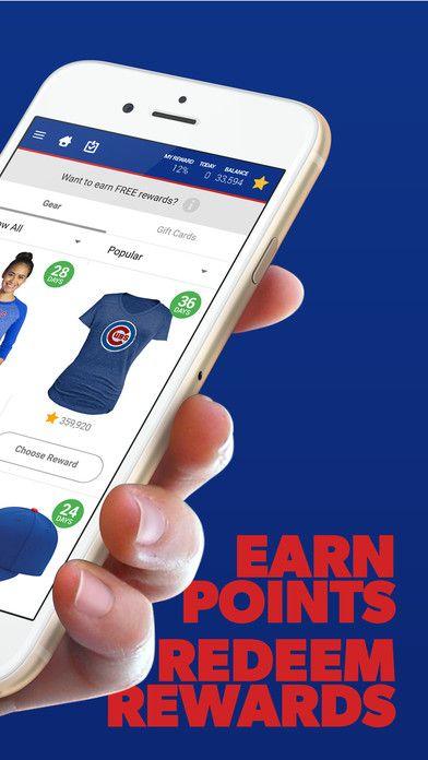 Chicago Baseball Louder Rewards on the App Store