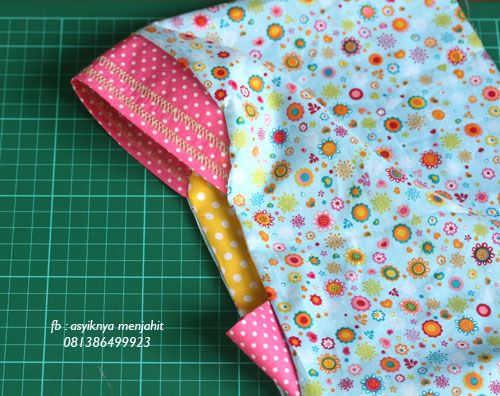 Tatiana Vidi Sewing Blog: Free tutorial 19 : MUKENA