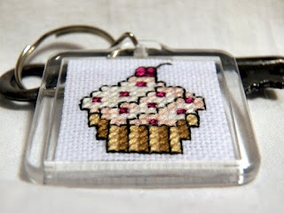 Less Bitching, More Stitching!  A cross stitch blog, featuring projects and finishing tips.