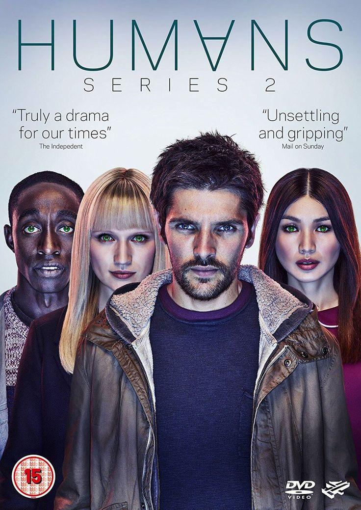 #Humans Season 2 in DVD – #ColinMorgan – Colin Morgan