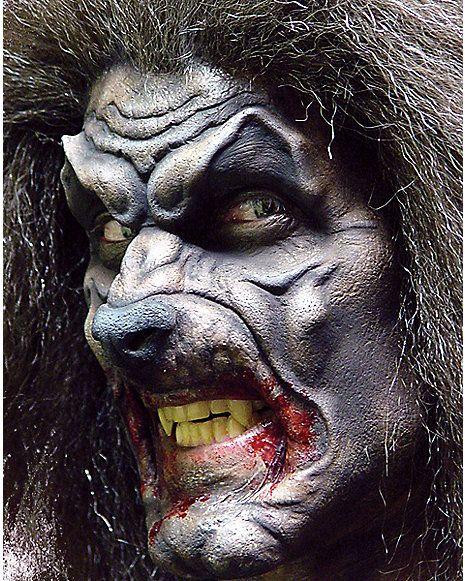 Werewolf Foam Prosthetic - Spirithalloween.com