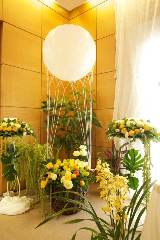 #balloons & #flowers  belanidia #flowershop