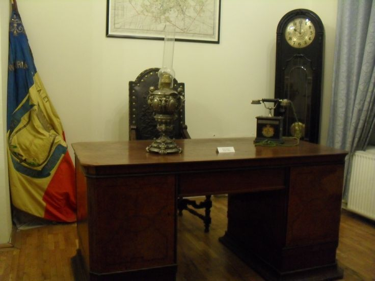 The Mayor's Room at Sutu Palace Author:Emil Langhe