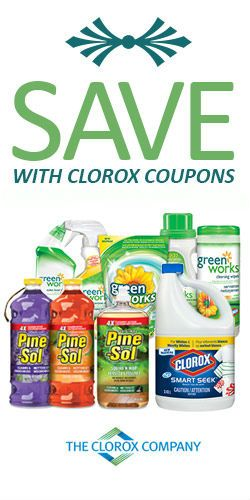 #Save with #Clorox #Coupons