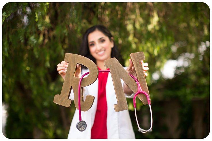 Graduation picture.. nursing school