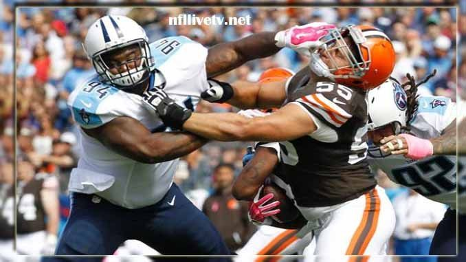 Tennessee Titans vs Cleveland Browns Live Stream Teams: Titans vs Browns Time: 1.00 PM ET Week-7 Date: Sunday on 22 October 2017 Location: FirstEnergy Stadium, Cleveland TV: NAT Tennessee Titans vs Cleveland Browns Live Stream Watch NFL Live Streaming Online The upcoming live extreme NFL games...