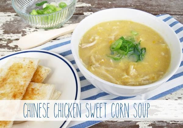 Seriously easy. Seriously tasty - try this 5 star chicken soup. It really is good.