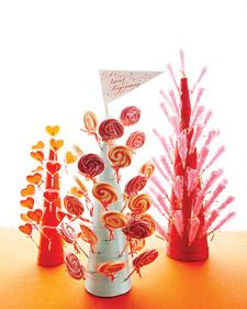 Lollipop Stand DIY