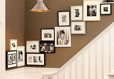 Un lugar para tus fotos familiares