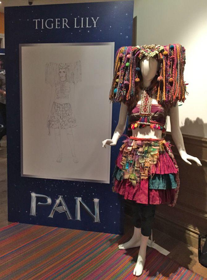 'Pan' Sneak Peek: Joe Wright, Levi Miller Talk Peter Pan Reimagining | Variety
