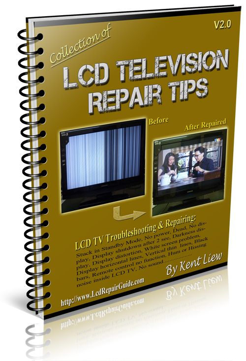 How To Fix Horizontal Lines On Led Tv