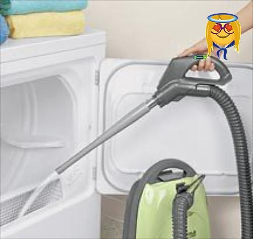 #awesome #Dryer Vent Vacuum Attachment (Single) Dryer Vent Vac Attachment makes it a snap to remove excess lint from your clothes dryer. Just attach to your vacu...