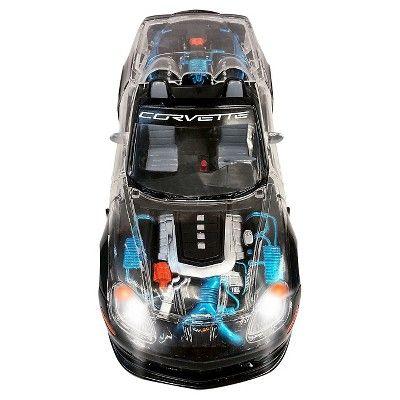 1:14 Scale Silverado/Corvette RC Car
