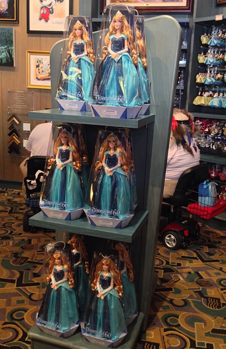 Jessica rabbit special edition doll by disney collectors dolls dark - Limited Edition Aurora Dolls On Sale At Disneyland S 60th Celebration