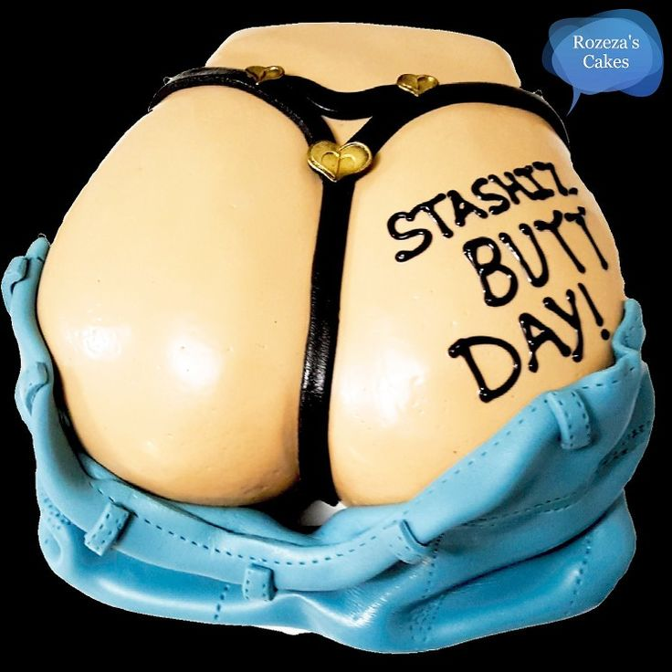 Booty cake