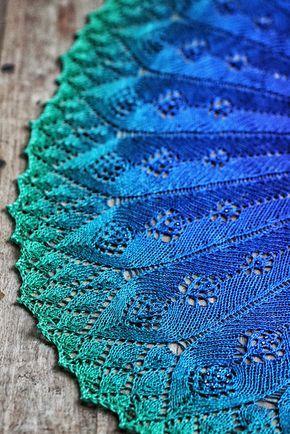 Ravelry: Renaissance Fan pattern by Nim Teasdale