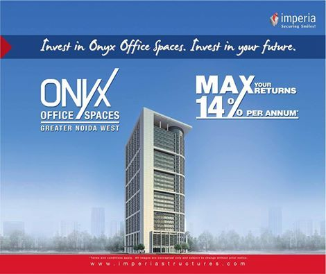 Imperia Onyx offers Undivided/Virtual Office Spaces in GREATER NOIDA WEST