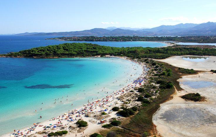 San Teodoro , Cala Brandinchi Sardinia