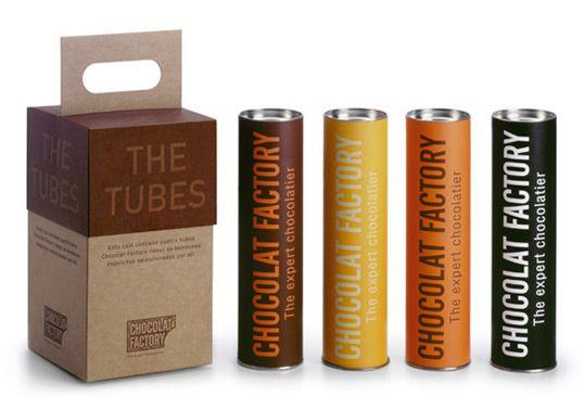 2012 Chocolat Factory Cardboard Box Packaging Design Images Gallery Chocolat Factory Designed by Ruiz+Company