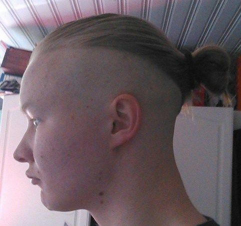 Best 25 Man bun undercut ideas on Pinterest