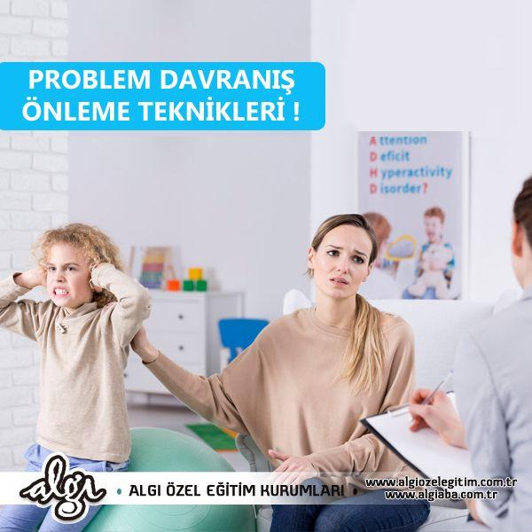 Problem Davranış Önleme Teknikleri! Kural koyma ve uygulama Yönerge kullanma Seçenek suma -Görseller kullanma -Bekleme süresini azaltma #otizm #otizmfarkındalığı #autism