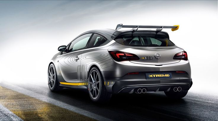 Concept-Car Opel Astra OPC EXTREME