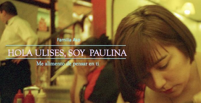 Hola Ulises, soy Paulina