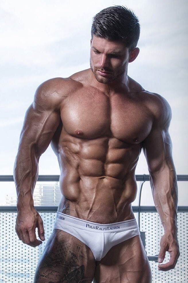 For more muscle pictures follow muscle-lovers...
