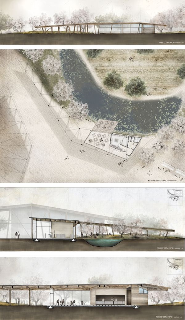 Articles - STUDENTS PROJECTS - DESIGN PROJECTS - PROJECTS2013 - Model urban agricultural park