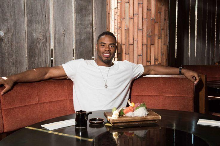 Rashad Jennings's Grub Street Diet