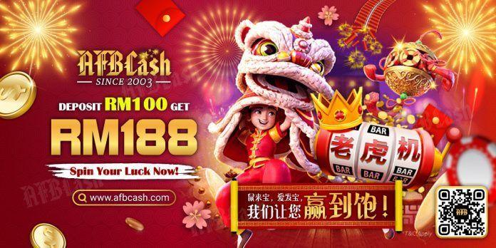 Cny Free Slot Bonus Trusted Online Casino Malaysia 2020 Afbcash Bonus Casino Slot Online Casino Online Casino Slots Free Slots