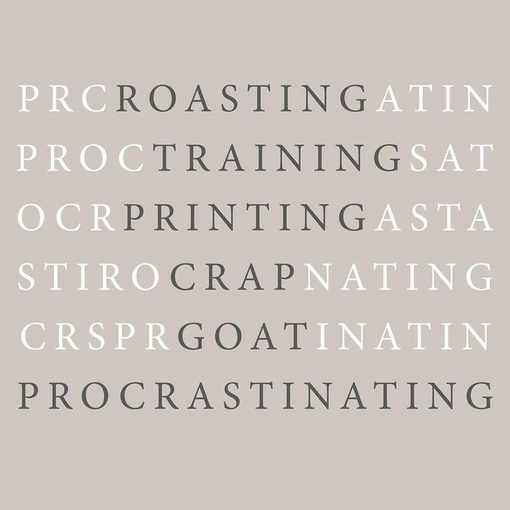 #procrastinating #doingwhatidobest #ordinarypressco