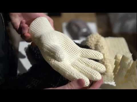 London 3D printer show: A world of pure (plastic) imagination - YouTube