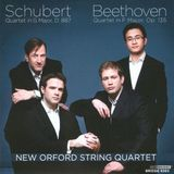Schubert: Quartet in G major, D. 887; Beethoven: Quartet in F major, Op. 135 [CD]